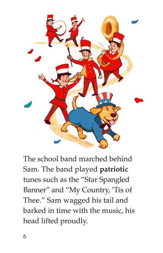 Book Preview For Sam's Fourth of July Page 6