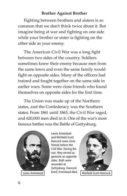 Book Preview For The Gettysburg Address Page 4