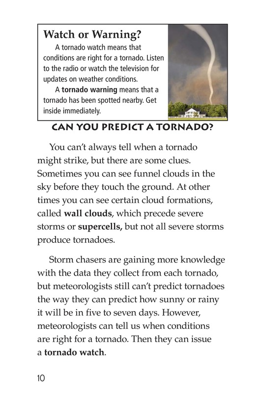 Book Preview For Storm Chasers Page 10