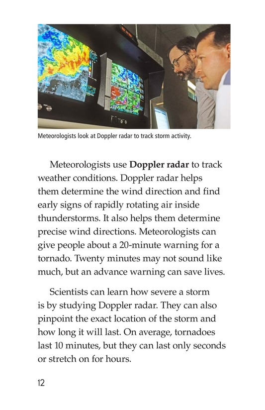Book Preview For Storm Chasers Page 12