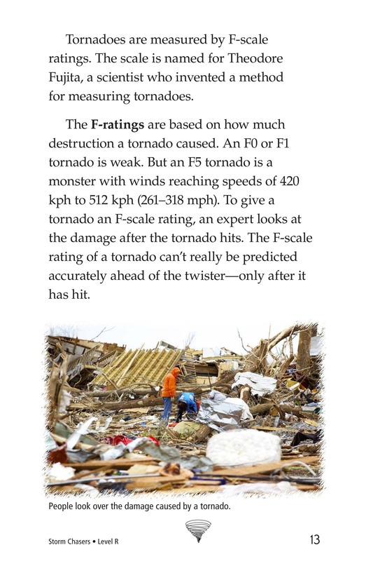 Book Preview For Storm Chasers Page 13
