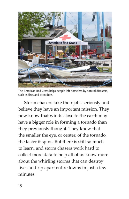 Book Preview For Storm Chasers Page 18