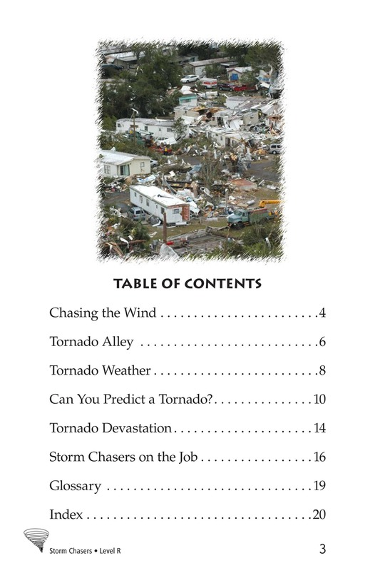 Book Preview For Storm Chasers Page 3