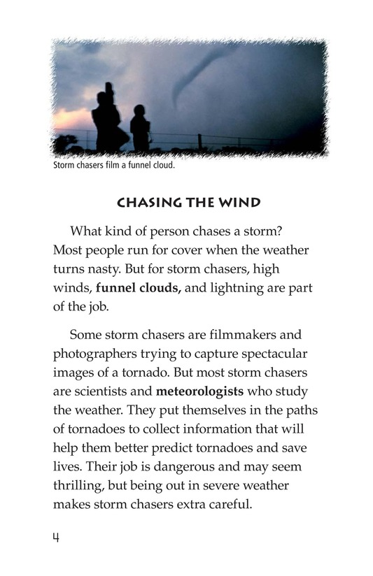 Book Preview For Storm Chasers Page 4