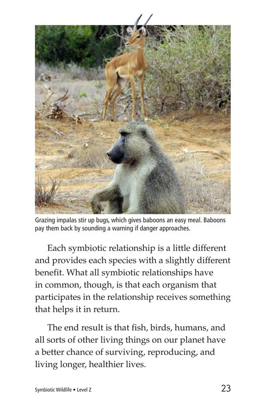 Book Preview For Symbiotic Wildlife Page 23