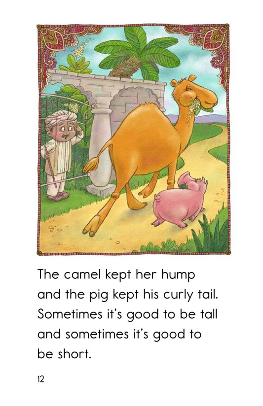 Book Preview For The Camel and the Pig Page 12