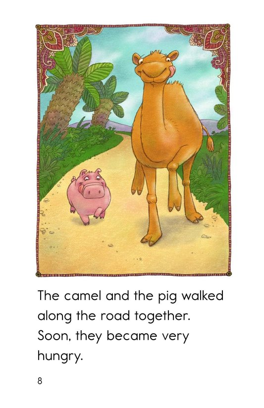 Book Preview For The Camel and the Pig Page 8