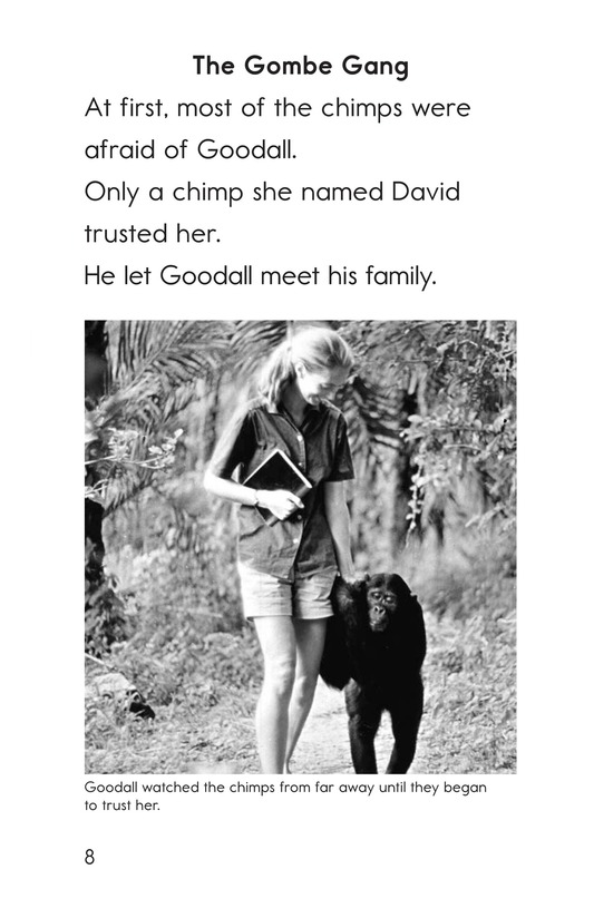 Book Preview For Jane Goodall Page 8