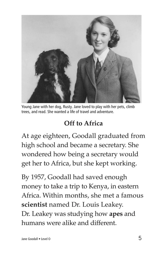 Book Preview For Jane Goodall Page 5