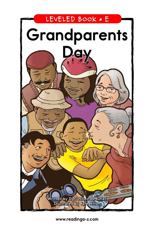 Book Preview For Grandparents Day Page 1