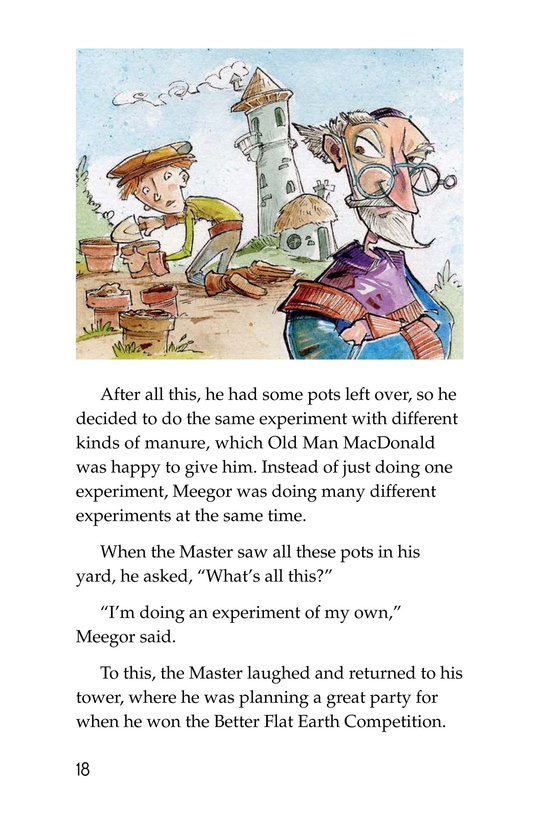 Book Preview For Meegor and the Master Page 18