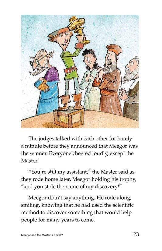 Book Preview For Meegor and the Master Page 23