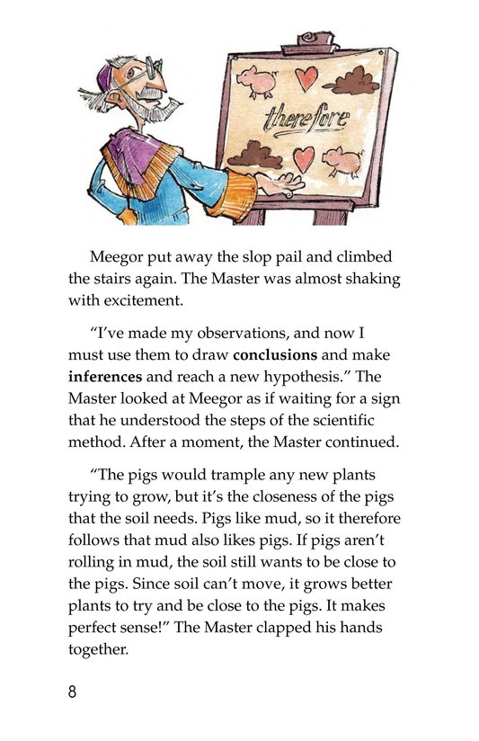 Book Preview For Meegor and the Master Page 8