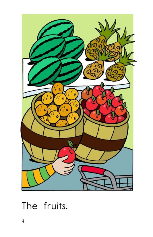 Book Preview For The Supermarket Page 4