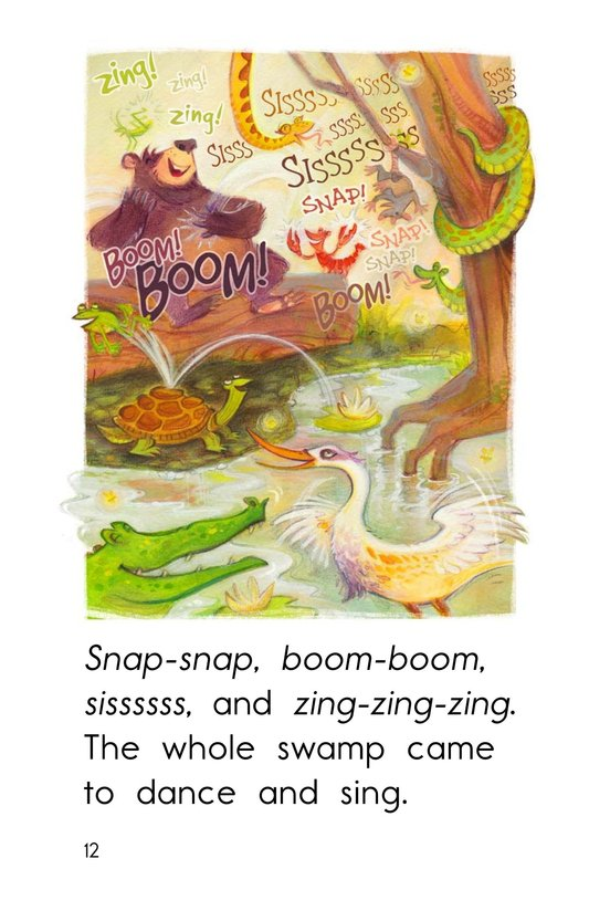 Book Preview For Swamp Music Page 12