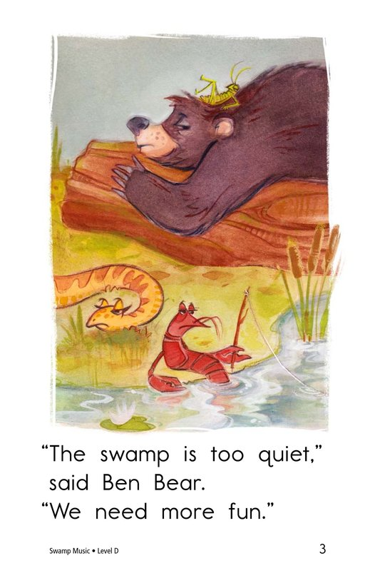 Book Preview For Swamp Music Page 3