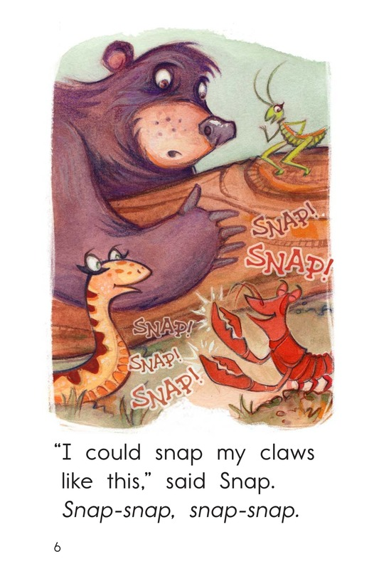 Book Preview For Swamp Music Page 6