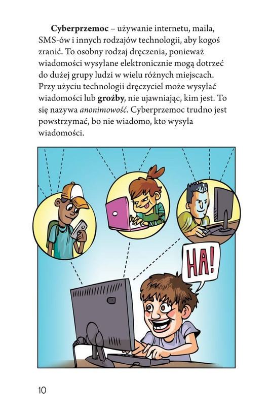 Book Preview For Bullying Hurts Everyone Page 10