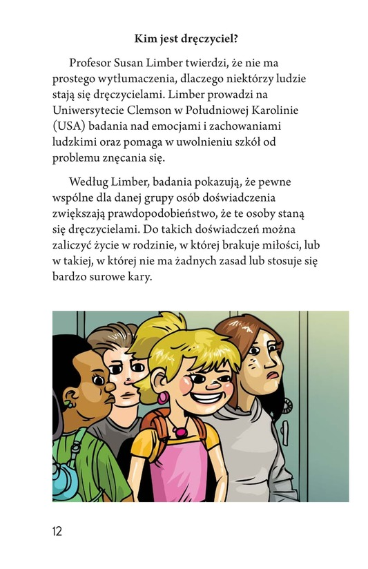 Book Preview For Bullying Hurts Everyone Page 12