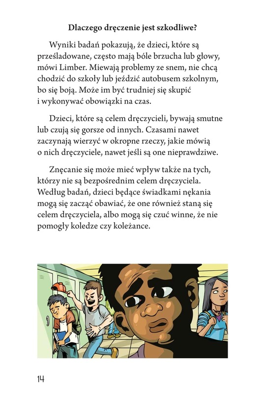 Book Preview For Bullying Hurts Everyone Page 14