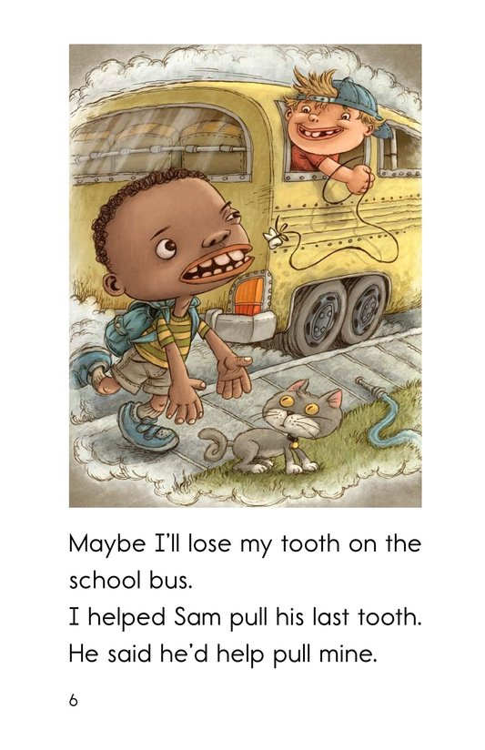 Book Preview For Loose Tooth Page 6