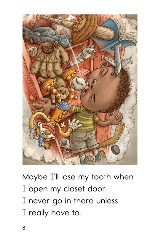 Book Preview For Loose Tooth Page 8