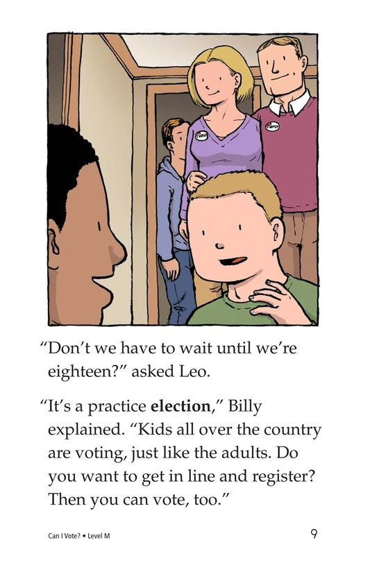 Book Preview For Can I Vote? Page 9