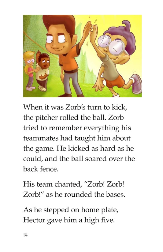 Book Preview For Grounded to Earth Page 14