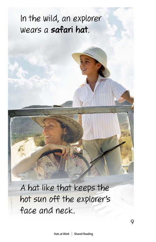 Book Preview For Hats at Work Page 9