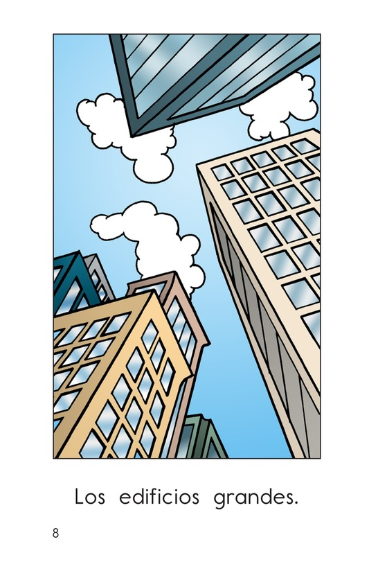 Book Preview For The City Page 8