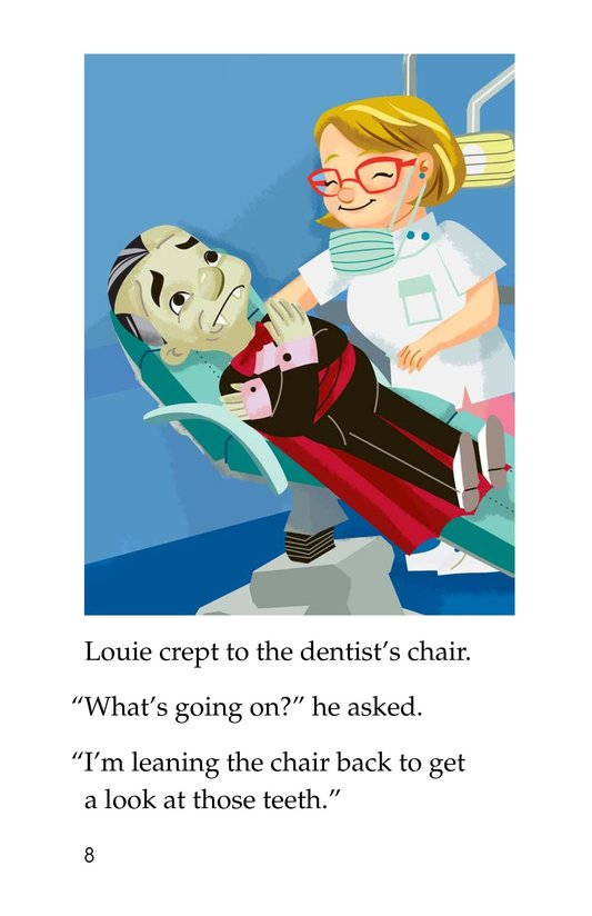 Book Preview For Vampire Dentist Page 8