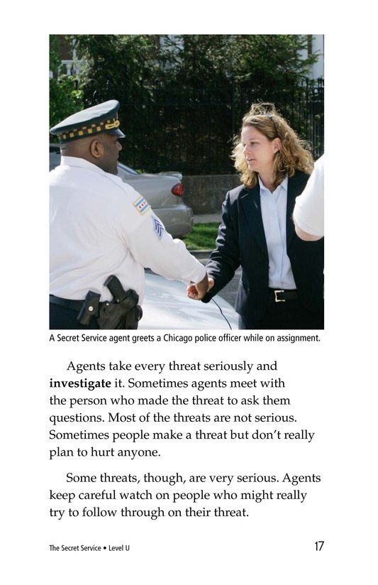 Book Preview For The Secret Service Page 17