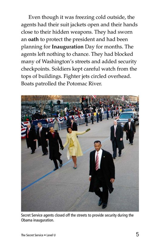 Book Preview For The Secret Service Page 5