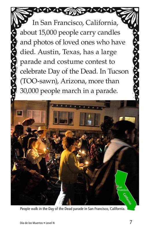 Book Preview For Día de los Muertos Page 7