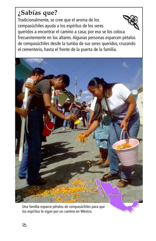 Book Preview For Día de los Muertos Page 16