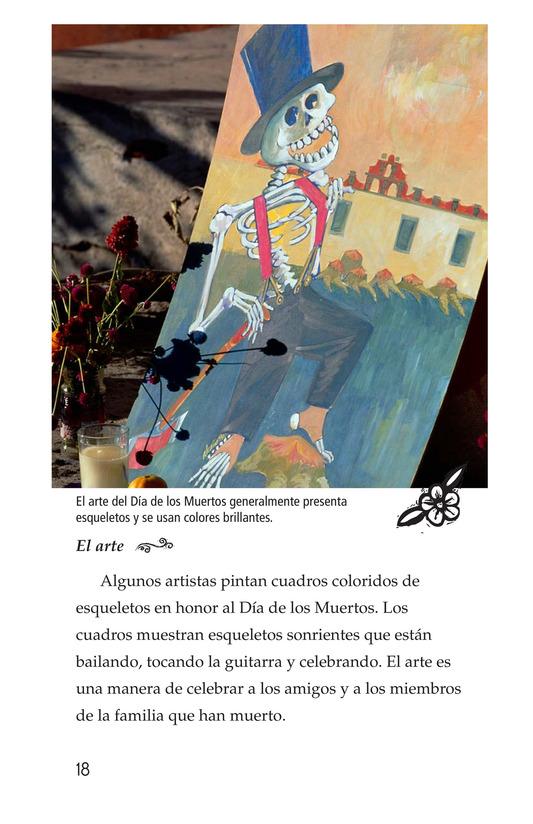 Book Preview For Día de los Muertos Page 18