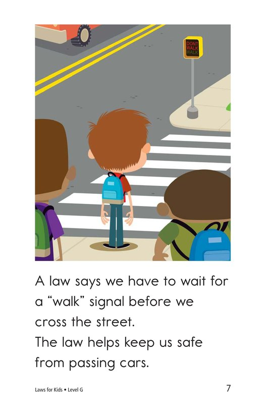 Book Preview For Laws for Kids Page 7