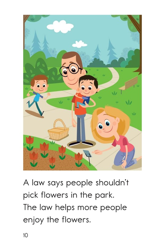 Book Preview For Laws for Kids Page 10