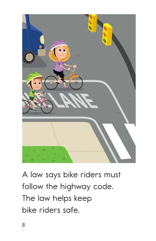 Book Preview For Laws for Kids Page 8