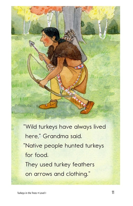 Book Preview For Turkeys in the Trees Page 11