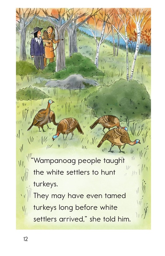 Book Preview For Turkeys in the Trees Page 12