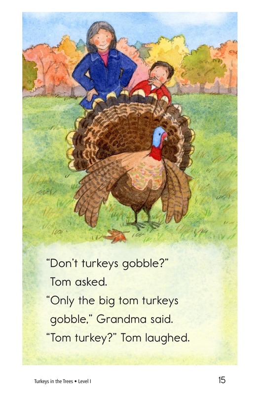 Book Preview For Turkeys in the Trees Page 15