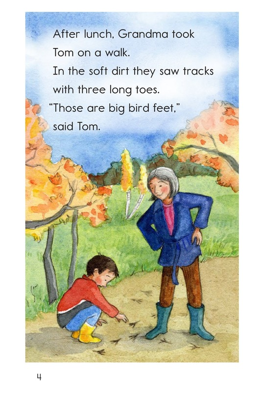 Book Preview For Turkeys in the Trees Page 4