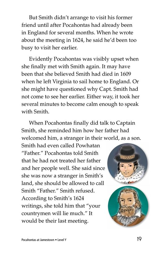 Book Preview For Pocahontas at Jamestown Page 19