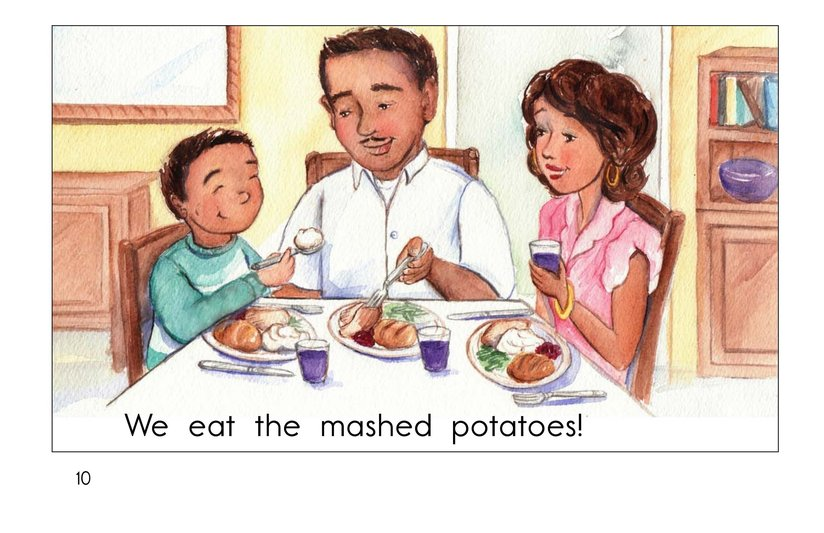Book Preview For Mash the Potatoes Page 10