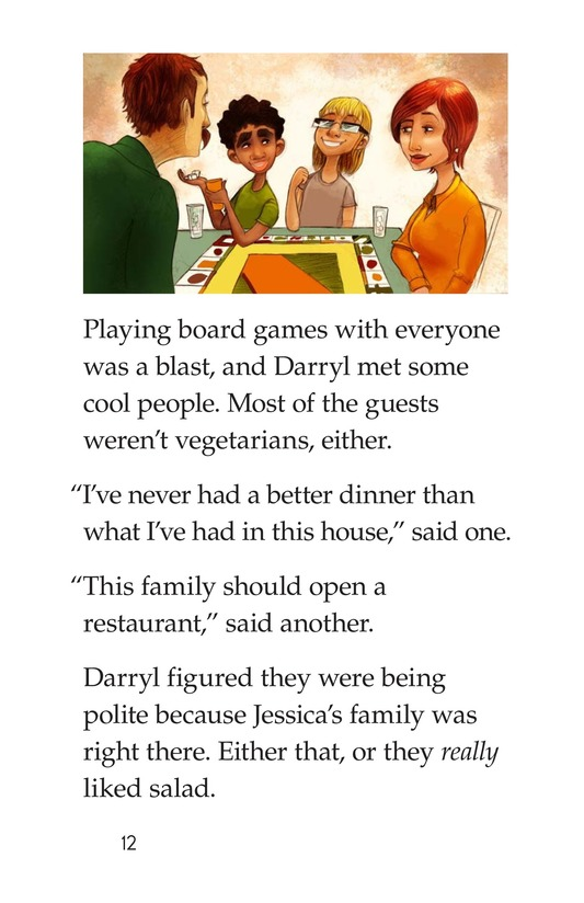 Book Preview For Spare the Turkey Page 12
