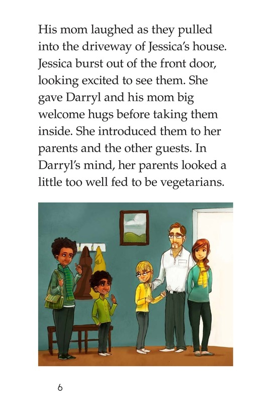 Book Preview For Spare the Turkey Page 6