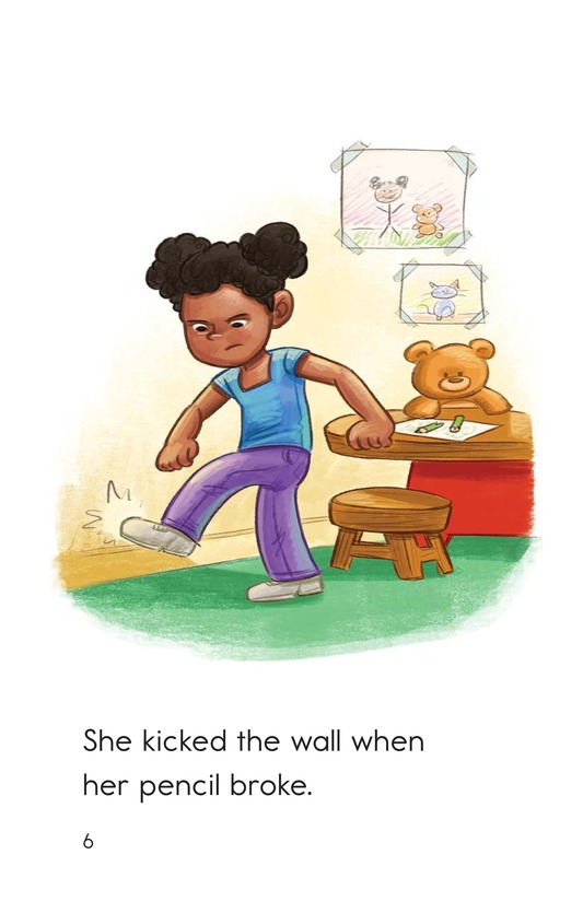 Book Preview For Dolly's Drama Queen Day Page 6