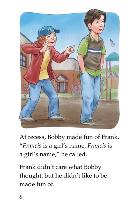 Book Preview For A Hero's Name Page 6