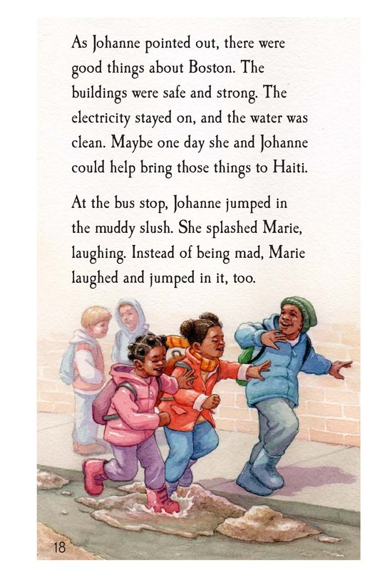 Book Preview For Haiti Is My Home Page 18